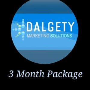 3-month social media package