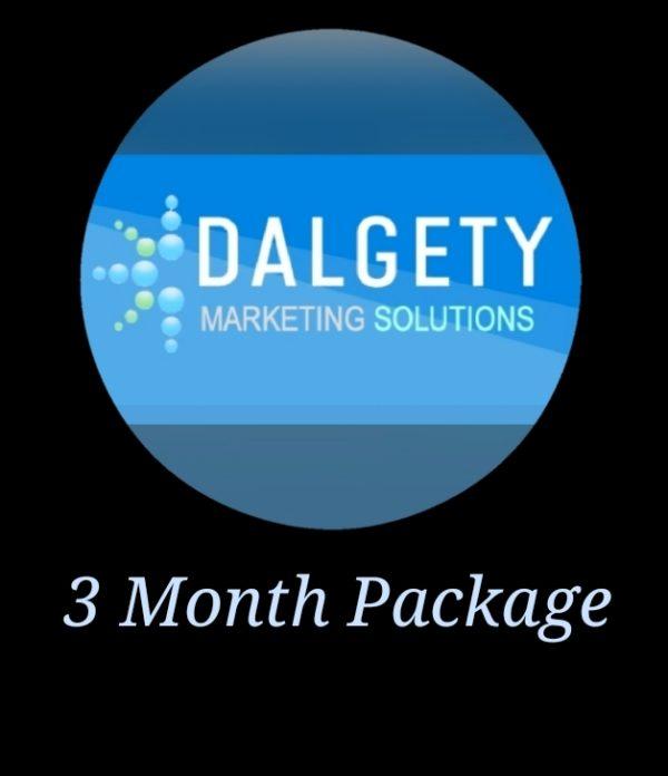 3-month social media package